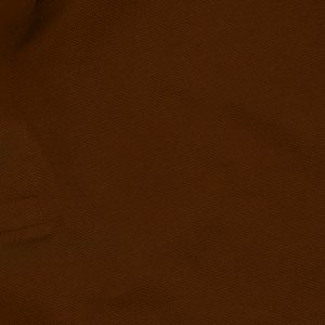 Brown Cotton Polo T-Shirt 1 Color Printing